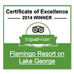 Tripadvisor Certificate of Excellence Winner : 2014