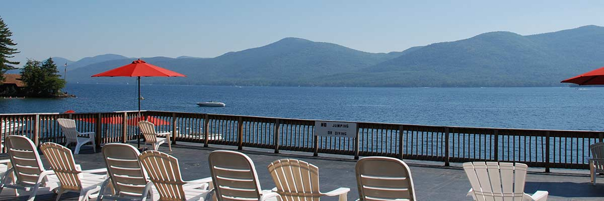 Flamingo Resort Lake George